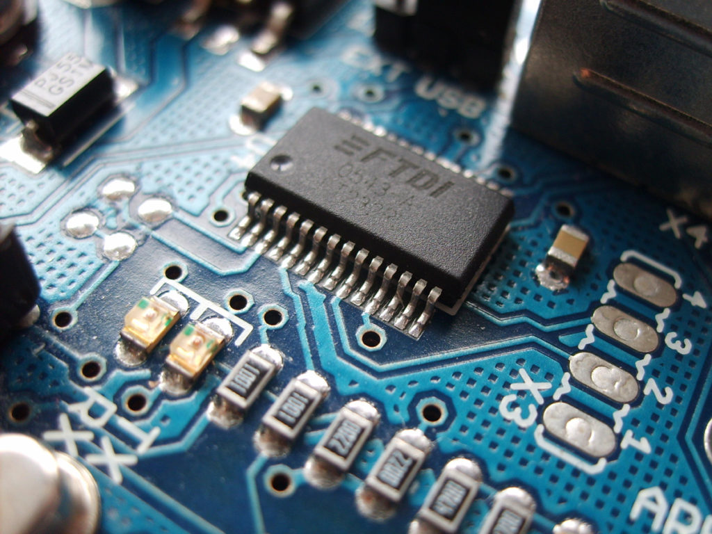 Disruptive prices of electronics parts